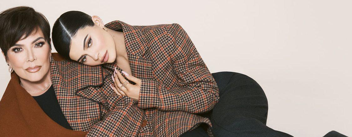Kylie Jenner for 'Harper's Bazaar' Arabia