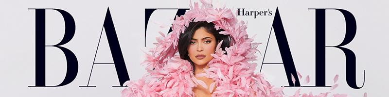 Kylie Jenner for 'Harper's Bazaar'