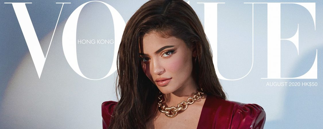 Kylie Jenner on Vogue Hong Kong Cover