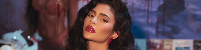Kylie Cosmetics: Nightmare On Elm Street Collection